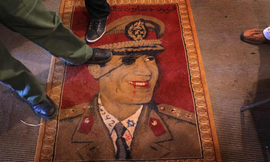 Suspected war crimes in Libya have continued to take place in Libya since the fall of the Gaddafi regime in 2011.