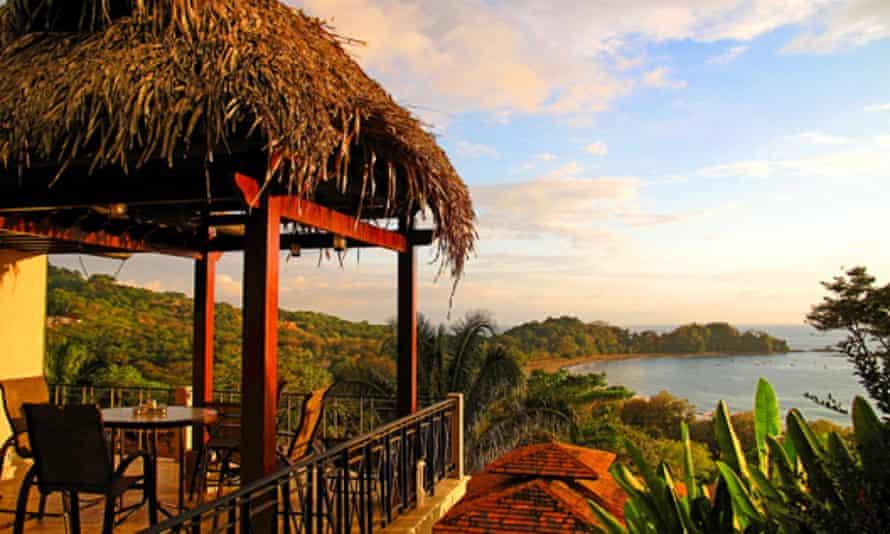 Ocean view listing in Costa Rica