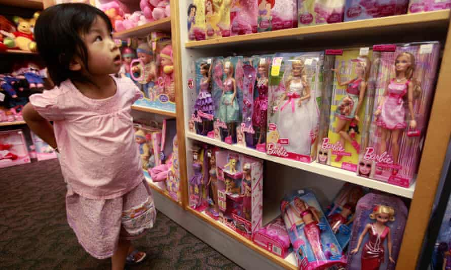 The wording used to advertise toys marketed at girls tends to emphasise love and magic, says Athene Donald.