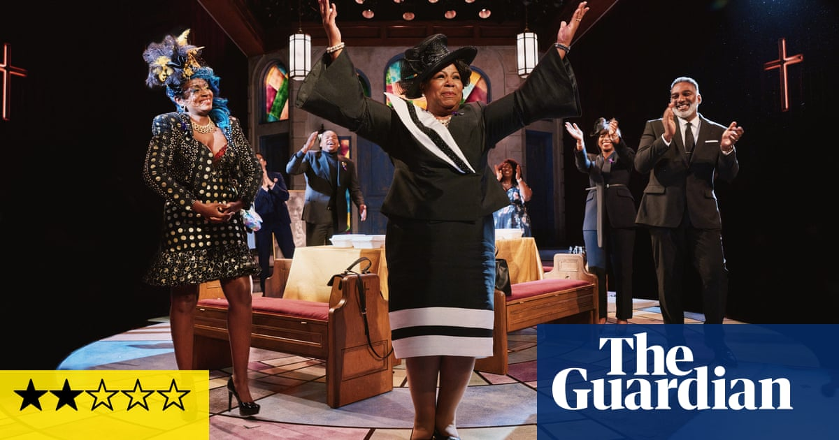 Chicken and Biscuits review – under-baked Broadway comedy
