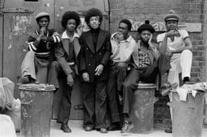 The Black House, London, 1973-76