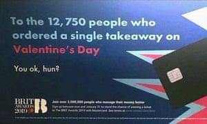 The offending Revolut advertisement.