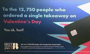 Revolut advert on the underground in London.