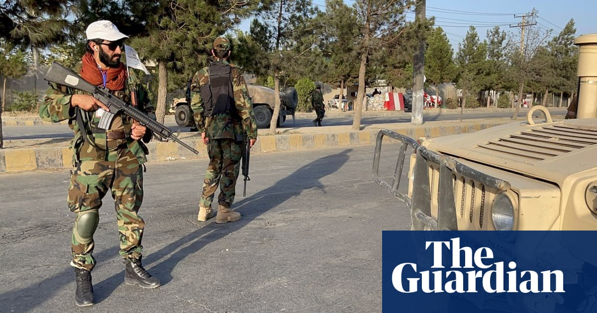 France and UK to propose Kabul safe zone at UN meeting, says Macron