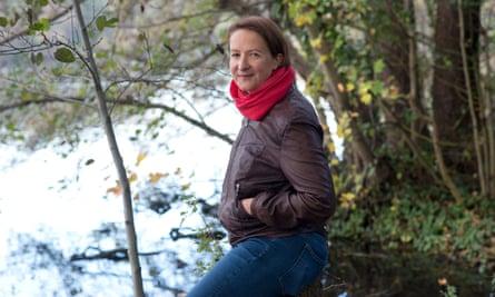 Anna McGovern in woodland