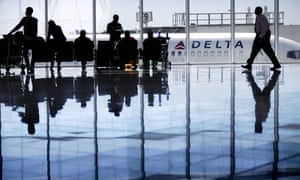 Delta has been aggressively fielding angry comments on Facebook from customers threatening to boycott.