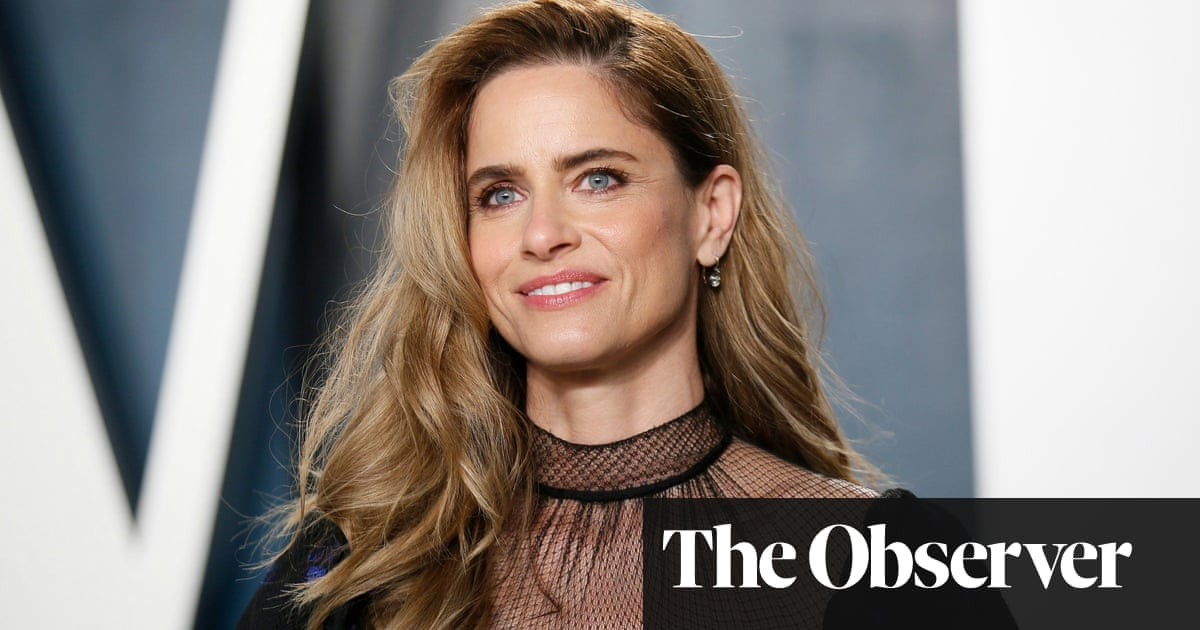 Amanda Peet: the actor-turned-writer behind Netflix's witty campus drama The Chair