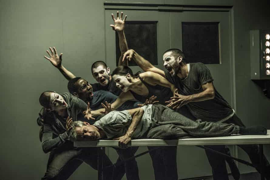 'The dark heart of grief and loss': Crystal Pite and Jonathon Young's Betroffenheit.
