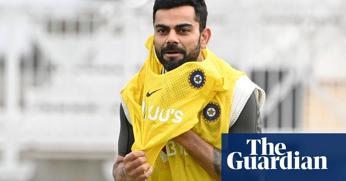 Virat Kohli questions whether England have 'scarring' from defeats in India