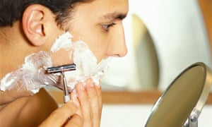 The global shaving market is dominated by P&G's Gilette, but Dollar Shave Club's online subscription model has disrupted conventions.