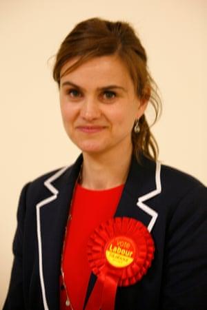 Labour MP Jo Cox.