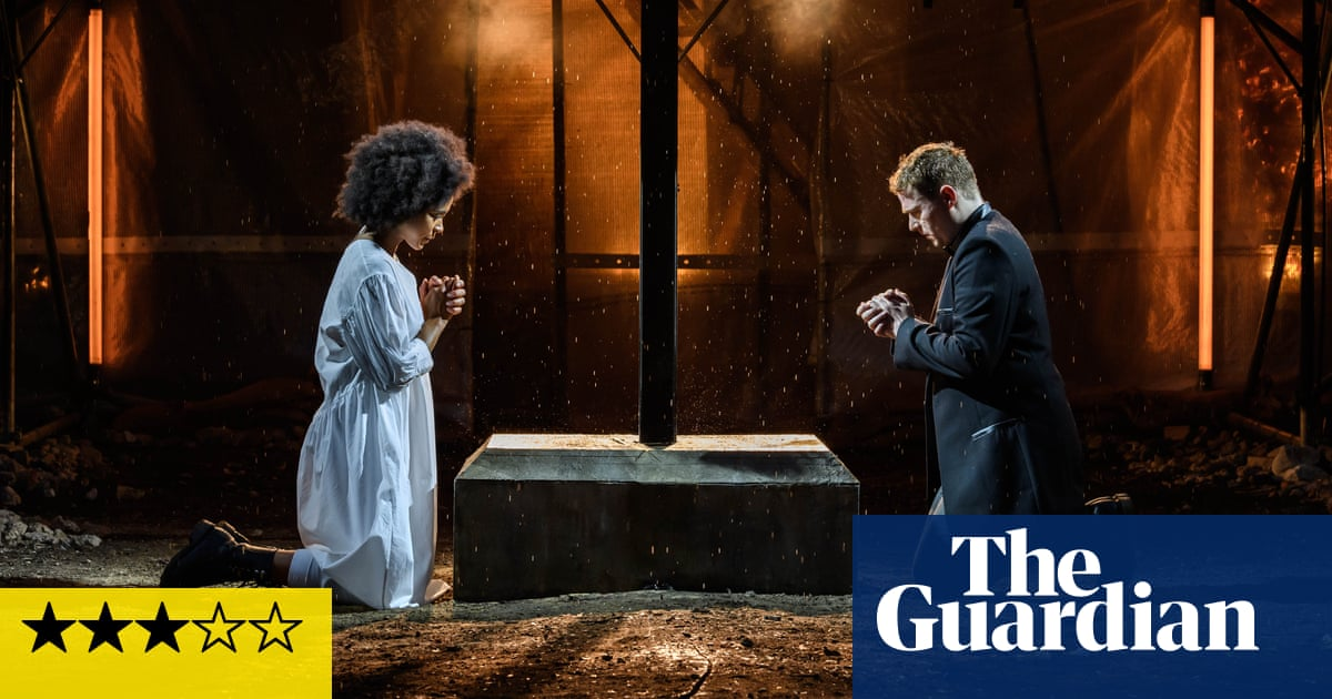 Romeo and Juliet review – lovers and fighters are pawns in Shakespeare's devastating game