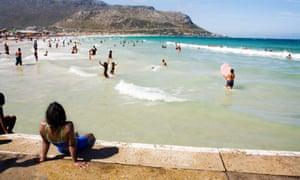 Life's a beach …