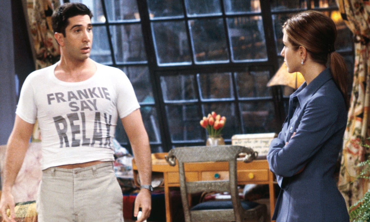 TV style icons of 2020: how Friends' Ross Geller pivoted from sartorial disaster | Television | The Guardian