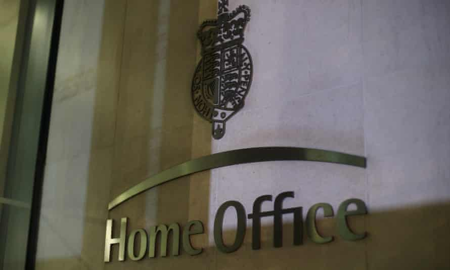 The Home Office in Westminster, London