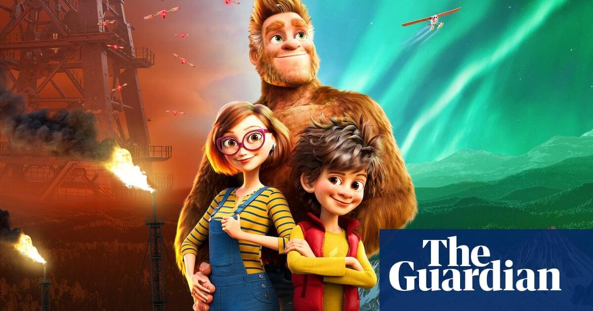 Canadian lobby group attacks Netflix children's film for 'anti-oil propaganda'