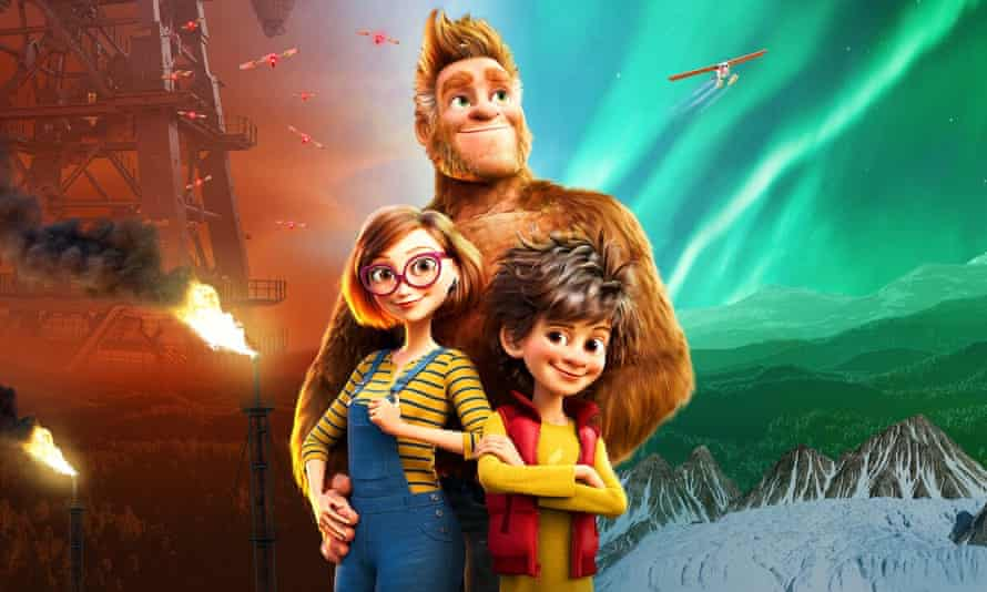 Bigfoot Family tells the story of an energy company's nefarious scheme to detonate a bomb in an Alaska valley to flood it with crude oil.