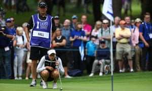 1) Women's British Open 2019: first round – live! | Sport | The Guardian