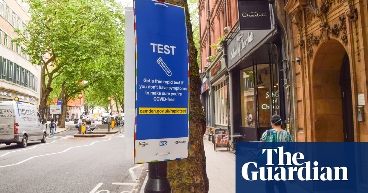 Third wave of Covid 'definitely under way' in UK, says expert