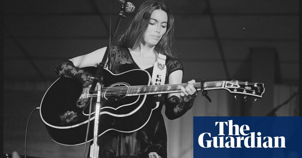 Emmylou Harris on her greatest hits: 'I was arrogant enough
