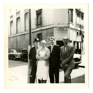 Larkin with the Amises and Anthony Powell