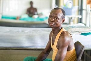Kwesi Amoah, 46