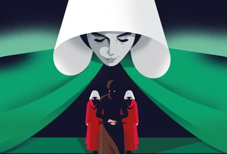 Illustration for The Testaments extract by Margaret Atwood