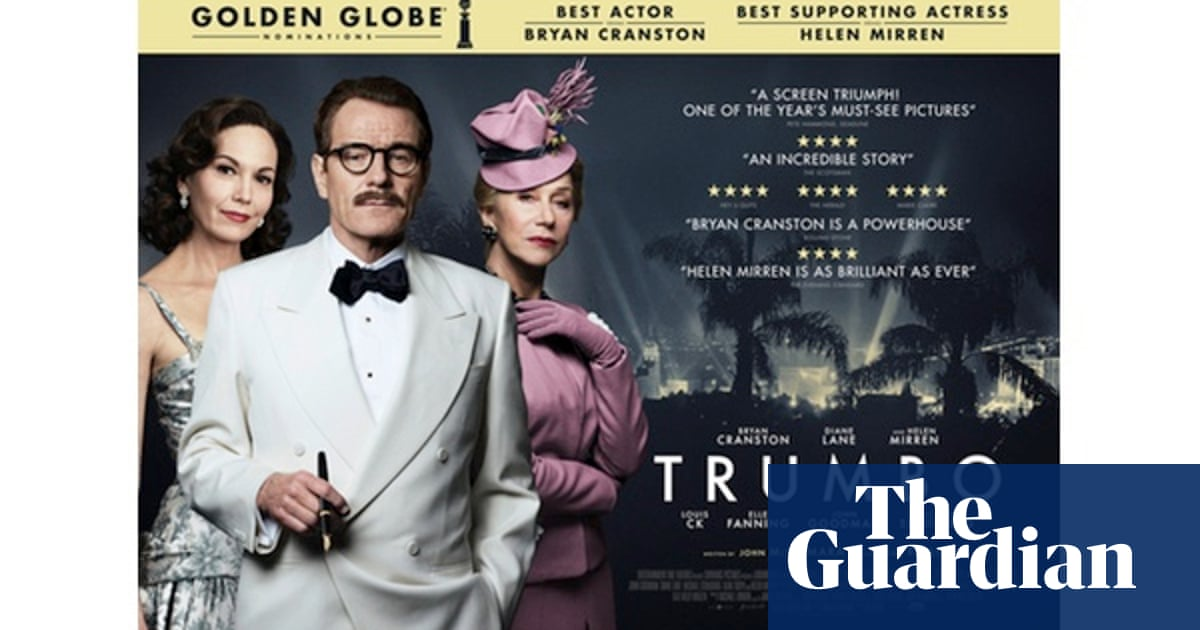 Expired Trumbo Mark The Film S Release With Our Austin Reed Competition Membership Competitions The Guardian