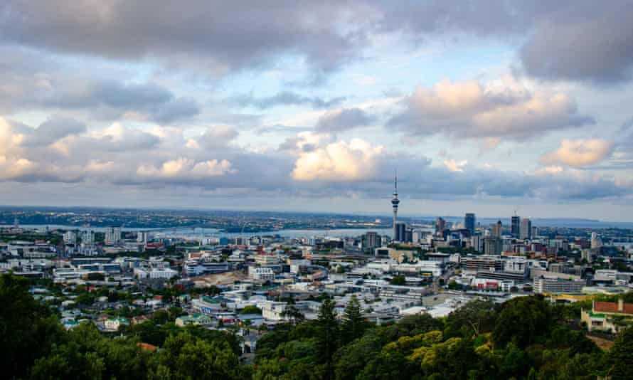 Auckland in New Zealand is, apparently, the most livable city in the world.