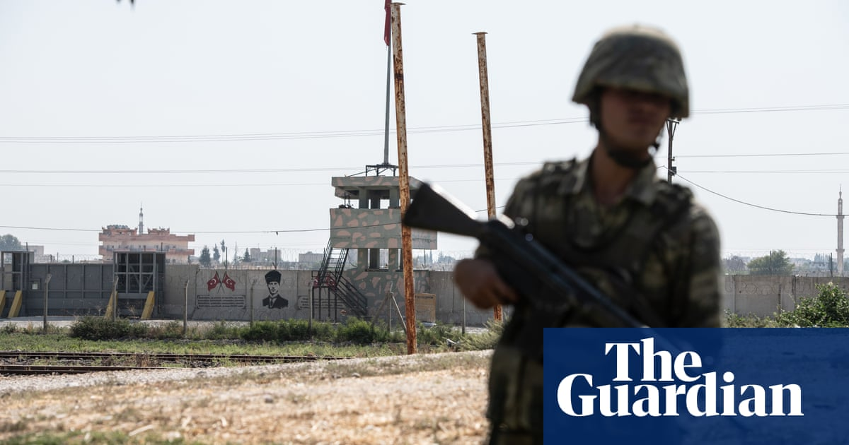 Turkey launches military operation in northern Syria