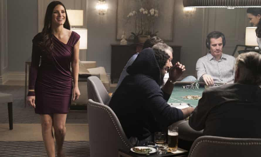 Jessica Chastain plays Molly Bloom in Molly's Game