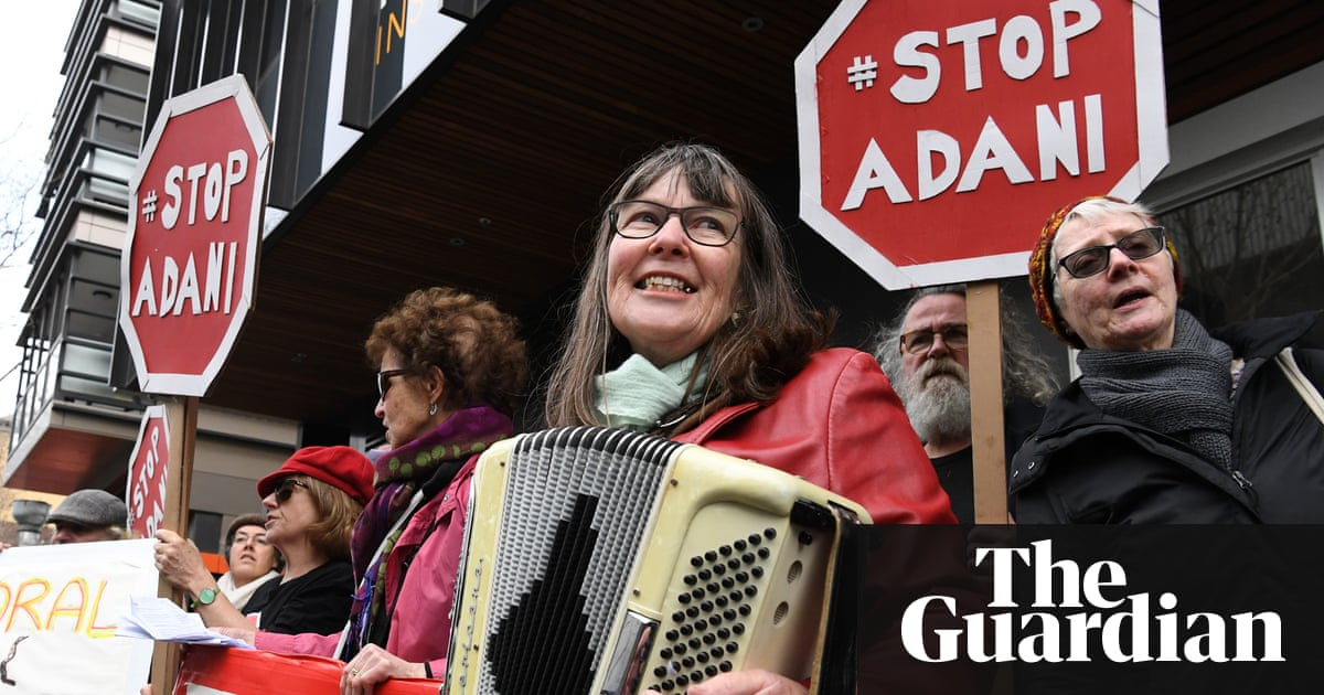 Greens Use Labor's Adani Indecision to Ramp Up Batman Campaign