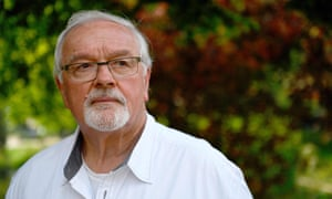 Maurice Feschet, 72, a lavender farmer from Provence