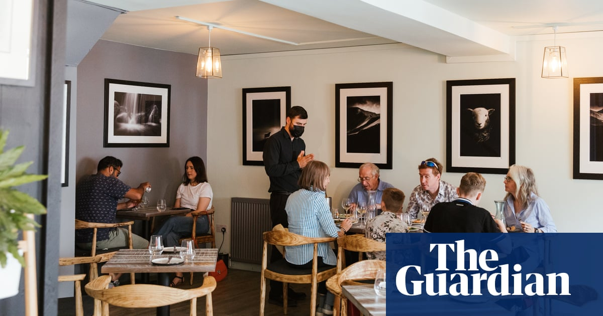 Kysty, Ambleside, Cumbria: 'A classy jewel' – restaurant review
