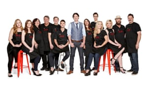 Contestants for the sixth series of the Australian competitive cooking game show My Kitchen Rules.