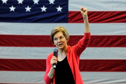 Elizabeth Warren's tool tells the super-rich: 'Now you have the opportunity to invest some of it back into our society so everyone has a chance to succeed.'