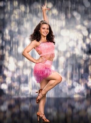 Could do very well … Claudia Fragapane.