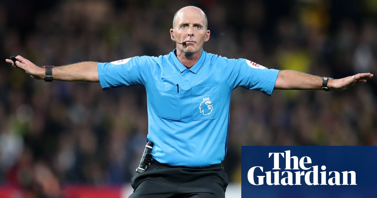 Mike Dean quiz: how much do you know about the Premier League referee?