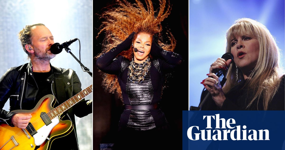 Radiohead, Stevie Nicks and the Cure among 2019 Rock and
