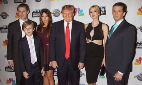 Born Trump: Inside America's First Family by Emily Jane Fox review – it will make you weep