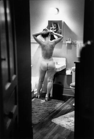Simone de Beauvior, Chicago, 1950