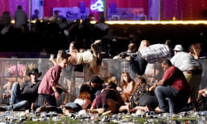 Fifty-eight people died in October 2017 when Stephen Paddock fired onto a music festival from the Mandalay Bay hotel in Las Vegas.