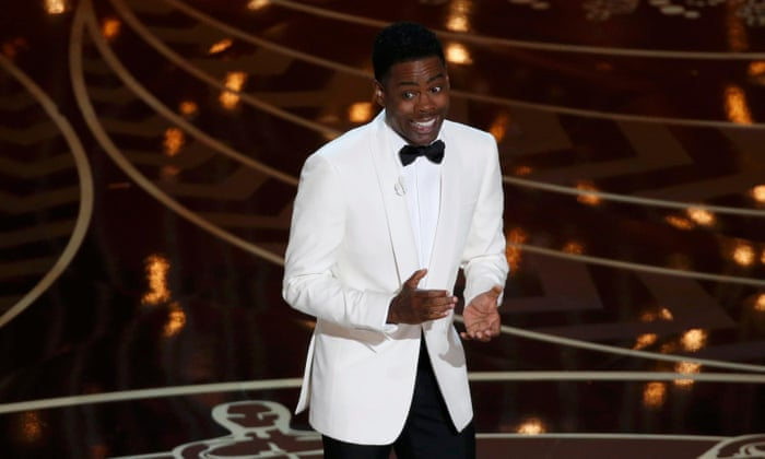 Chris Rock The Host - Oscars 2016 Image/Picture