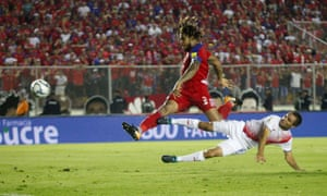 Roman Torres scores the 87th-minute winner against Costa Rica, to take Panama to a first World Cup