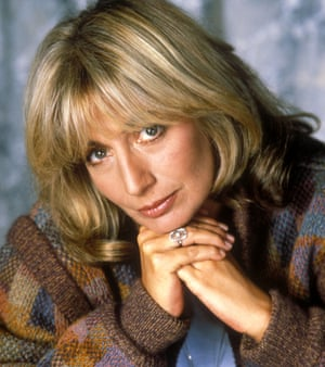 Penny Marshall pictured in 1988.