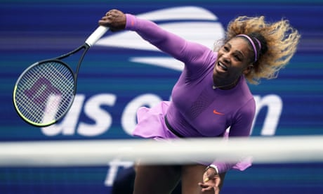 Serena Williams has best chance yet to equal Court's record at US Open