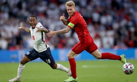 England 2-1 Denmark (aet): player ratings from the Euro 2020 semi-final