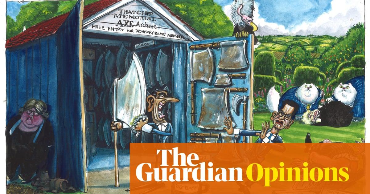 Martin Rowson on the rebellion Boris Johnson faces over Treasury spending – cartoon