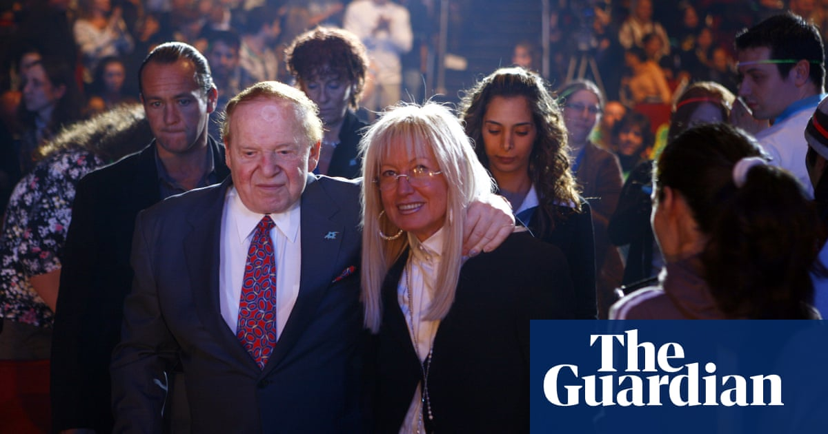 Meet Dr Miriam Adelson: the record-breaking Republican ...