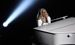 Lady Gaga spoke (and sang) about sexual abuse in December 2015
